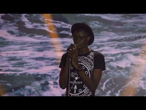"ROLAND TURAKI sings ""Zuciya Daya"" - Artmosphere Reality Show"