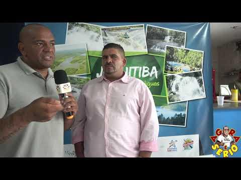 Ricardo da Reciclagem recolhe Oléo Vegetal também chegou o Caminhão da Reciclagem