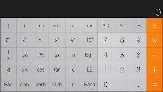 iPhone Calculator HIDDEN Trick!!