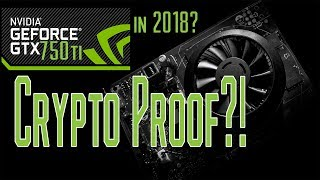 Need GPU? What about a GTX 750 ti ?... it's come to this (face palm)