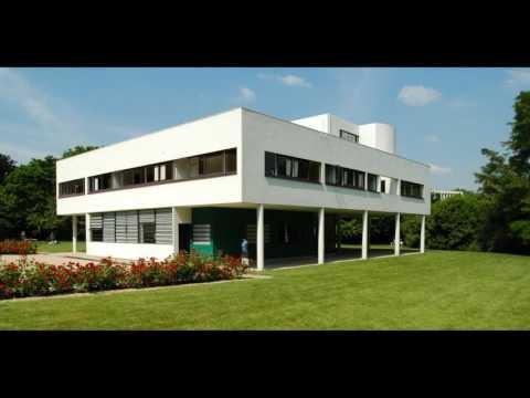 La Villa Savoye de Le Corbusier à Poissy