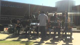 "2012 Shepton Jazz Band ""Hit and Run"""