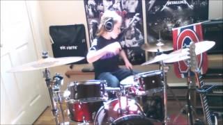 AC/DC - Danger - Drum cover