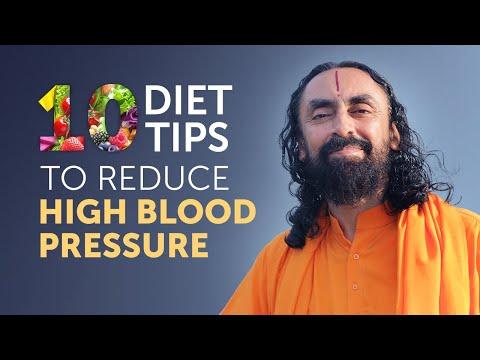 10 Diet Tips to Reduce High Blood Pressure | Swami Mukundananda