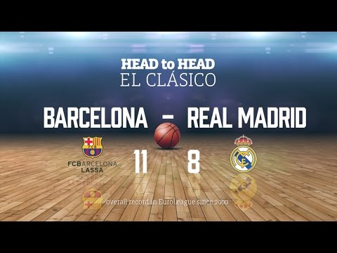 Greatest Rivalries: FC Barcelona Lassa - Real Madrid