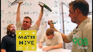 The 908 Show - How to BEE Successful with Math Hive