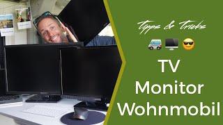 Wohnmobil Fernseher  - Was passt zu mir?