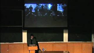 Aaron Koblin at MIT 2010-2011