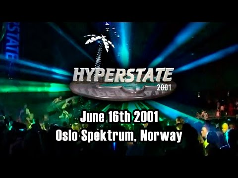Hyperstate 2001 (Astral Projection - 'Burning Up') [HQ]