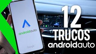 12 TRUCOS con ANDROID AUTO - ¡Aprovecha al máximo sus funciones!