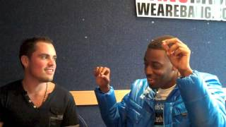 Bashy - Freeze Snap Interview with LP #UKfocus.