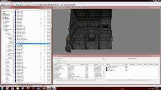 Creation Kit House Creation Series Part 1 (Building your house or Dungeon)