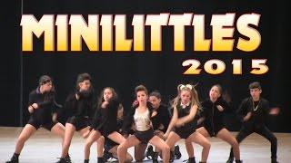 Minilittles Quality - 1º puesto PRO DANCE - Campeonato de Danza Urbana 2015