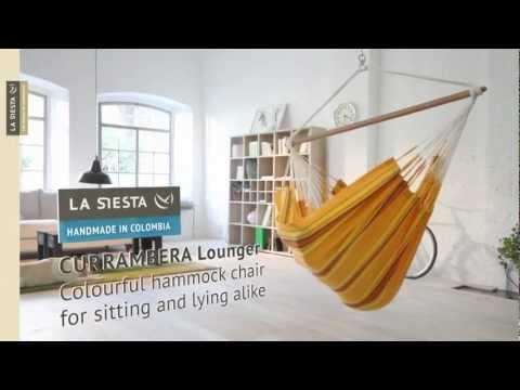 La Siesta Currambera Lounger Familiehangstoel