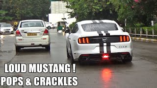 LOUDEST MUSTANG GT EVER?! Corsa Xtreme Exhaust - POPS & CRACKLES