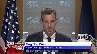 Đài PTS – bản tin tiếng Việt ngày 9 tháng 4 năm 2021