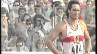 Siegfried Wentz- High Jump 189cm