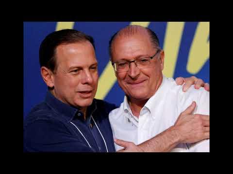 Alckmin diz que estará junto com Doria na campanha eleitoral