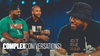 New God Flow: How to Make a Rap Album in 2018 | Complex Con(versations)