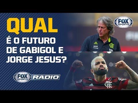 SERÁ O ÚLTIMO JOGO DE GABIGOL E JORGE JESUS NO MARACANÃ? Assunto gera debate no