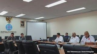 Rumah Gerakan 98 Sampaikan ke Dewan Pers soal Pernyataan Prabowo