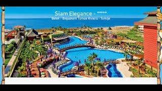 preview picture of video 'Siam Elegance ***** Bogazkent-Turcja 2012'