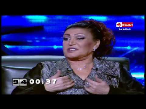 أول تعليق من نجوى فؤاد على إرضاعها 'عمرو أديب'