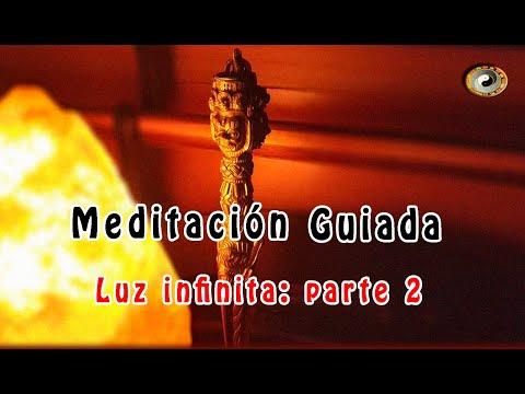 Meditación guiada Luz Infinita 2