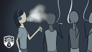 Click to play: E-Cigarettes: Smoke & Mirrors