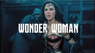 WONDER WOMAN Tribute - Somebody's Watching Me [HD]