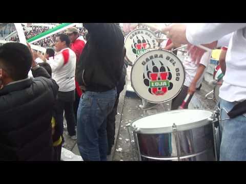 """""""Murga Garra del Oso (repique,trompeta,murga)"""" Barra: La Garra del Oso • Club: Liga de Loja"""