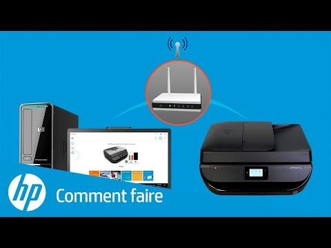 Apprenez à configurer une imprimante HP sans fil en utilisant HP Smart sous Windows 10.