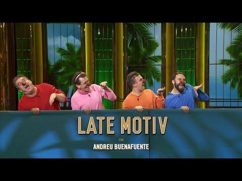 LATE MOTIV - Yllana. 'Los pájaros' | #LateMotiv173
