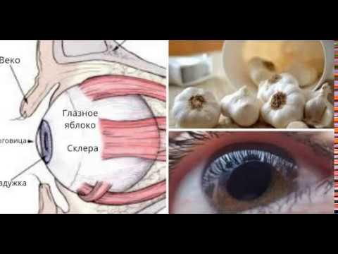 Для лечения и восстановления зрения