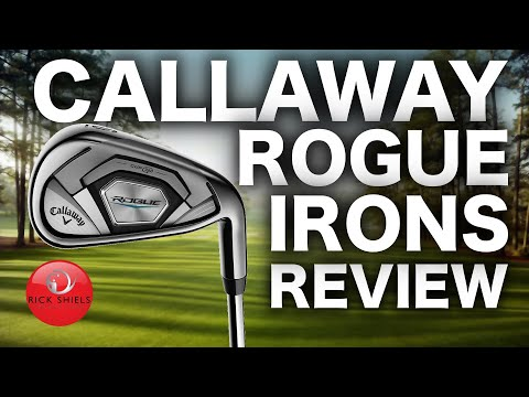 WATCH THIS before buying Callaway ROGUE irons!