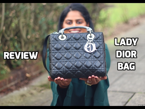 Review: Classic Lady Dior Bag (After using for 1 year) || Snigdha Reddy