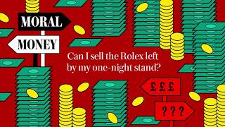 video: Moral Money episode 7: Camilla Tominey on ethical inheritance and one-night stands