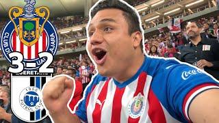 CHIVAS vs QUERÉTARO 3-2 Trataron de ROBARNOS el JUEGO | REACCIONES Desde estadio Akron 2019