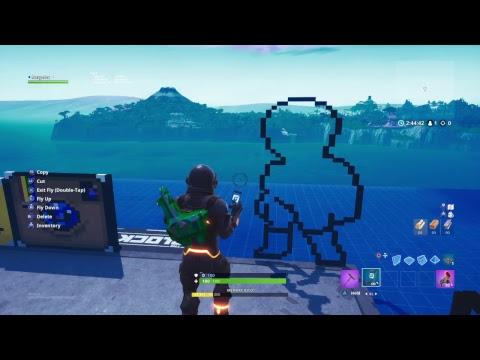Fortnite Pixel Art Creative