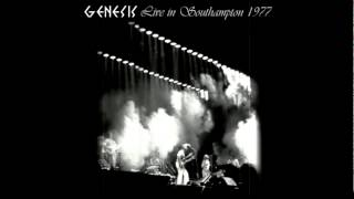 Genesis Your Own Special Way Live in Southampton 1977 ( Audio Only )!