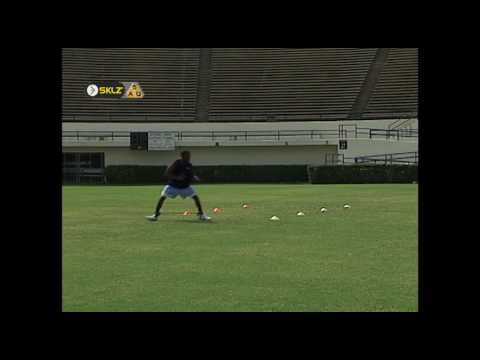 Lateral Resistance Band Drills