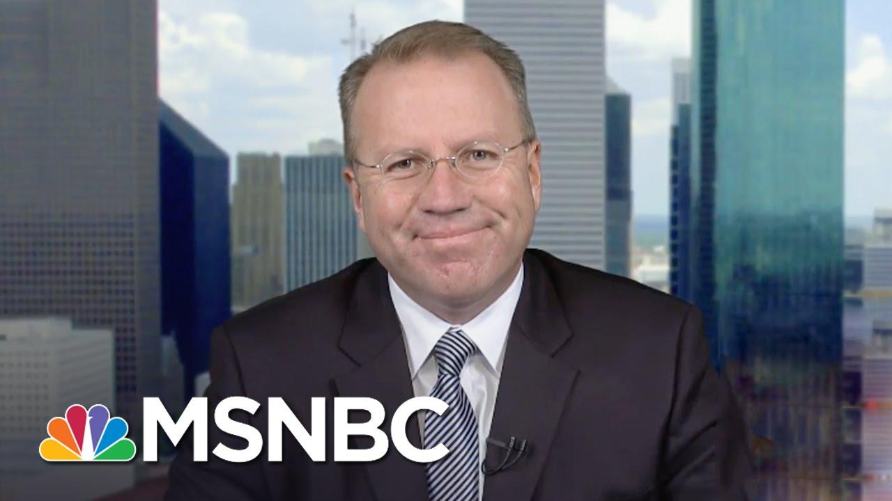 Ted Cruz Spokesman Talks Transgender Issues | MSNBC thumbnail