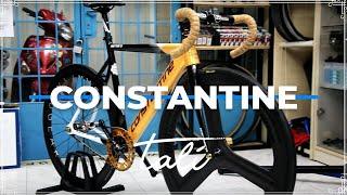 DREAM BUILD FIXED GEAR BIKE - BARNARD - Constantine Bikes // TALI Bike