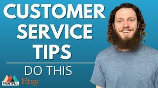 Customer Service Tips for Etsy [Best Customer Service Tips for Etsy]