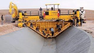 لم ترى هذا من قبل !! آلات بناء الطرق الأكثر إثارة للدهشة في العالم