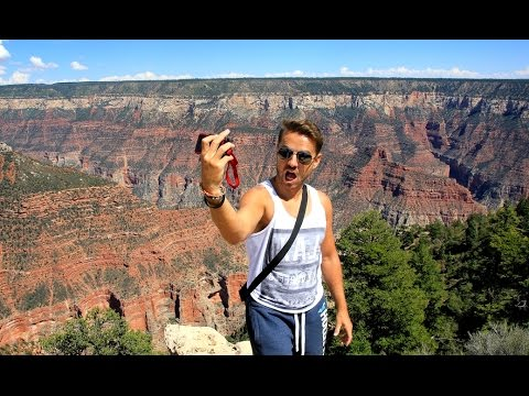 Grand Canyon! | USA Trip Den 21