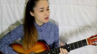"""Swim"" Ani DiFranco, cover by Julia Kushina"