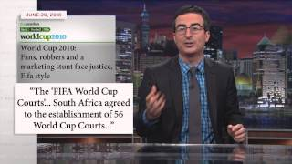 Download Youtube: FIFA and the World Cup: Last Week Tonight with John Oliver (HBO)