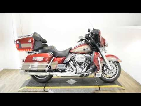 2009 Harley-Davidson Ultra Classic® Electra Glide® in Wauconda, Illinois - Video 1