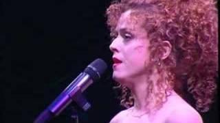 Johanna by Bernadette Peters